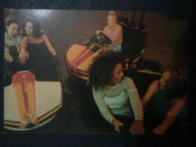 3 Cartões Das Spice Girls Frete