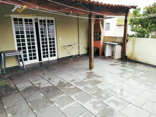 Sobrado À Venda, 236 M² Por R$ 540.000,00 - Parque Gerassi - Santo André/sp - So0224