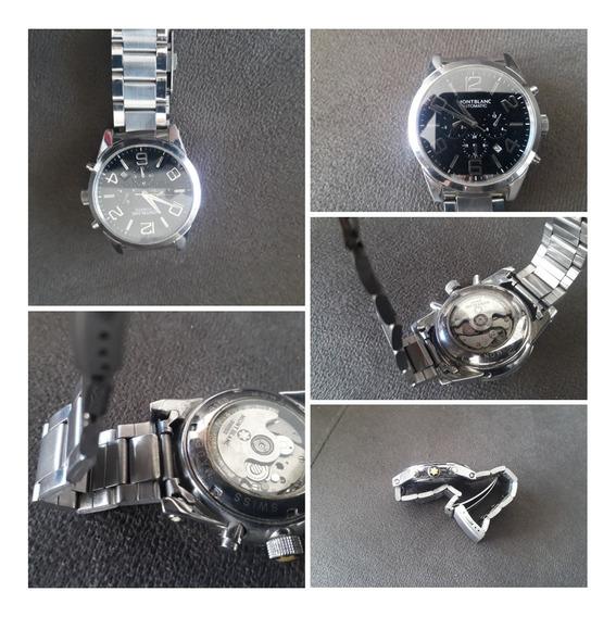 Relógio De Pulso Automático M. B. - 40mm