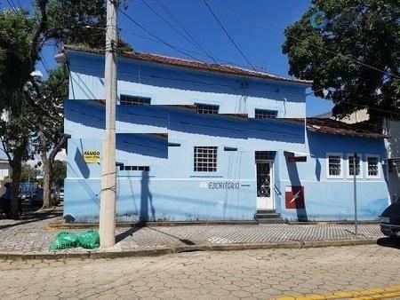 Casa Comercial Para Locação, Centro, São José Dos Campos. - Ca1366