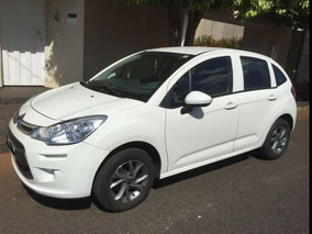 Citroën C3 1.5 Attraction Flex 5p 2015