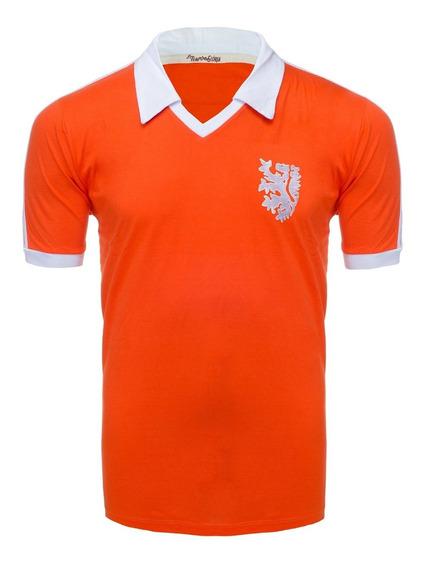 Camisa Retrô Holanda 1990 - Holanda