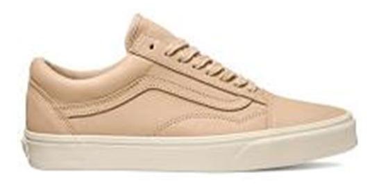 Vans / Old Skool Dx / Veggie Tan / Leather