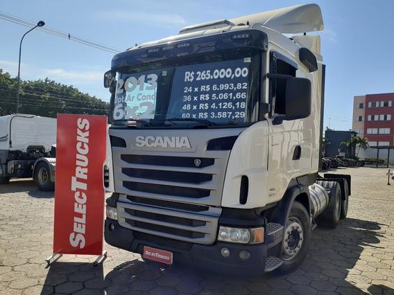 Scania G400 2013 6x2 Optcruise Leito Automatico Selectrucks