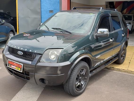 Ford Ecosport 1.6 Xl 8v Gasolina 4p Manual