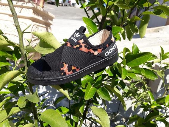 Tenis Slip Juvenil Animal Print Onça Lançamento Mika Shoes