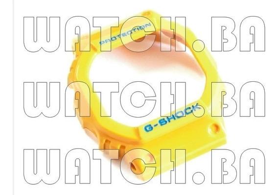 Bezel / Capa Casio G-shock Dw-5600e Amarelo - Original!