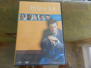 Dvd Serie Dr. House 2 Temporada