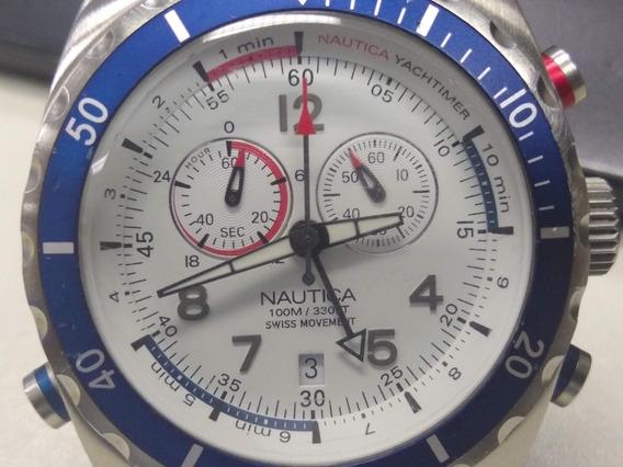Relógio Náutica A34502 - Moviment Swiss