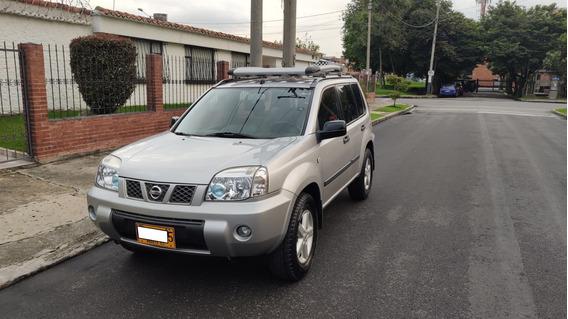 Nissan Xtrail 4x4 Diesel Turbo 2.4