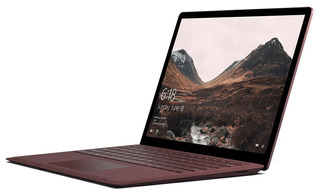 Microsoft Surface Laptop Touch Qhd I7-7660u 256ssd 8gb Win10