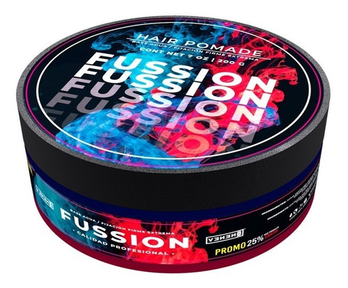Imagen 1 de 3 de Fussion Pomade Edicion 2020