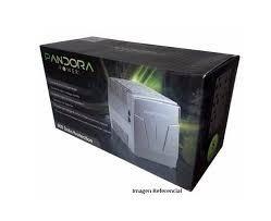 Regulador De Voltaje 8 Tomas Pandora 800va