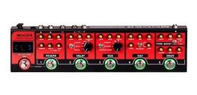 Pedaleira Mooer Red Truck | Multi Efeitos | Para Guitarra