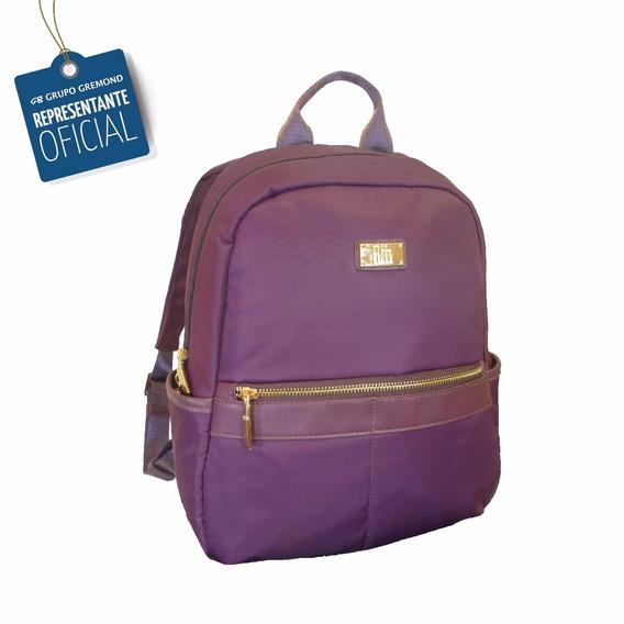 Mochila Rosenthal Dama - Color Púrpura - Mod. 2018