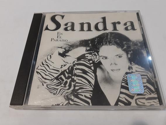 En El Paraíso, Sandra Mihanovich - Cd 1998 Nacional Ex