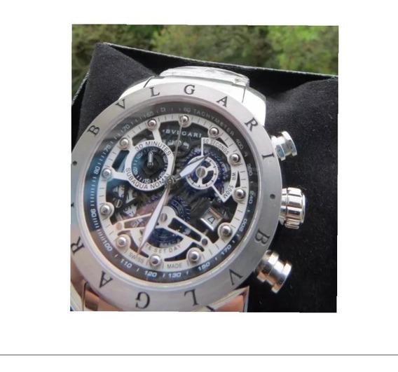 Relógio Gtz552 Bv Série Prata Original