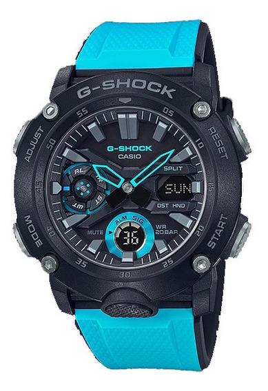 Relógio Casio G-shock Ga-2000-1a2dr