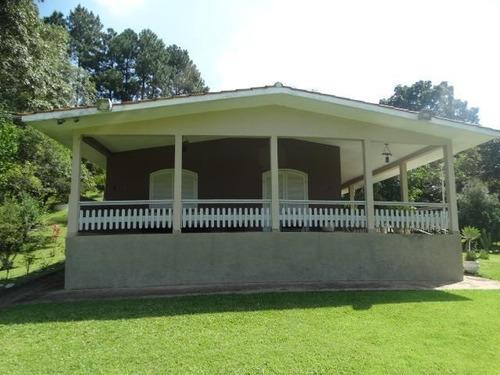 Chácara Com 3 Dormitórios À Venda, 15000 M² Por R$ 1.800.000 - Bom Jardim - Jundiaí/sp - Ch0006
