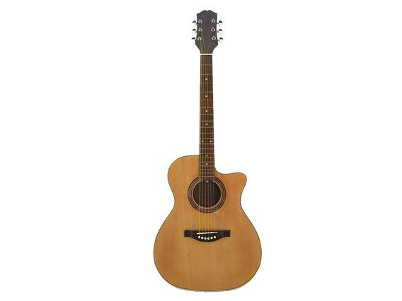 Guitarra Electroacustica Varios Colores Corte Y Mic Rdl39tv