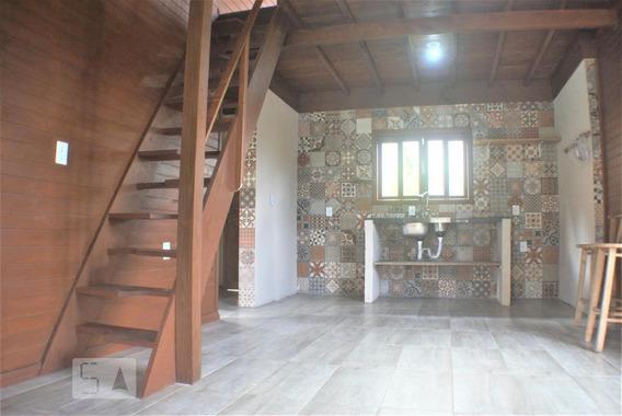 Casa Para Aluguel - São João Do Rio Vermelho, 3 Quartos, 150 - 893001596