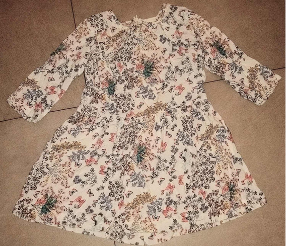 Vestido Coniglio Talle 10 (7-8 Años)
