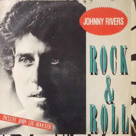Lp Johnny Rivers - Rock & Roll