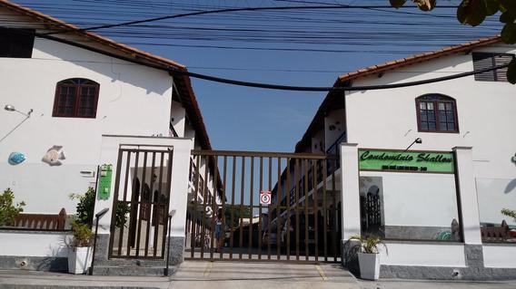 Casa Dúplex, Bairro Balneário, Em Frente À Praia Da Teresa