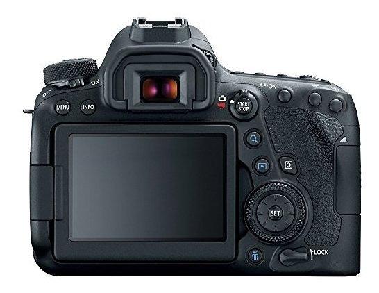 Canon Eo 6d Mark 2 Dslr Digital Slr Camara Body