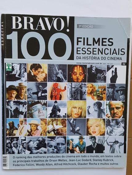 Revista Bravo 100 Filmes Essenciais Da História Do Cinema X