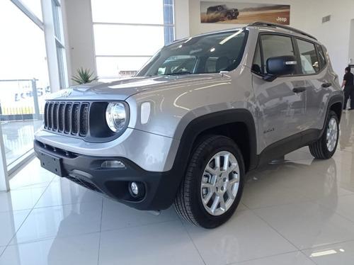 Jeep Renegade Sport Adjudicado Con Entrega Asegurada !!!!!!!