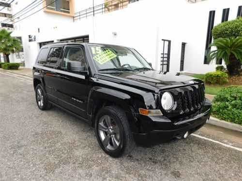 Jeep Patriot Limited Americana