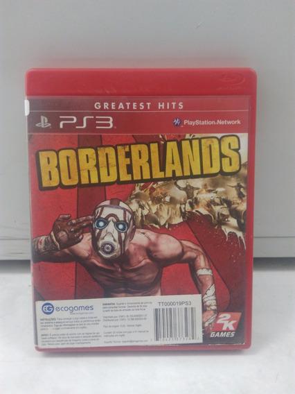 Borderlands - Playstation 3 - Mídia Física