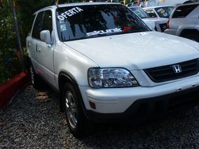 Honda Cr-v 2000 Financiamiento 0.98%