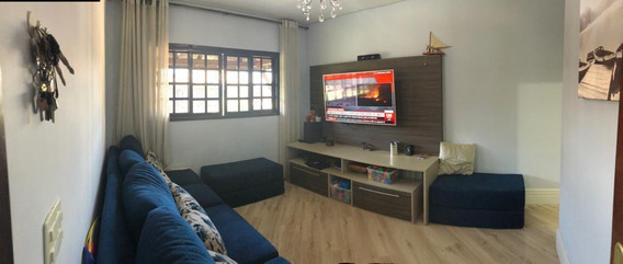 Casa Em Parque Continental Ii, Guarulhos/sp De 98m² 2 Quartos À Venda Por R$ 424.000,00 - Ca617935