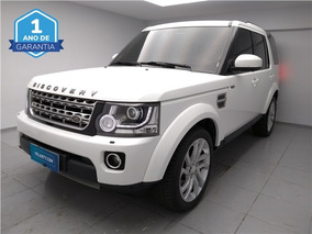 Land Rover Discovery 4 3.0 Hse 4x4 V6 24v Turbo Diesel 4p Au
