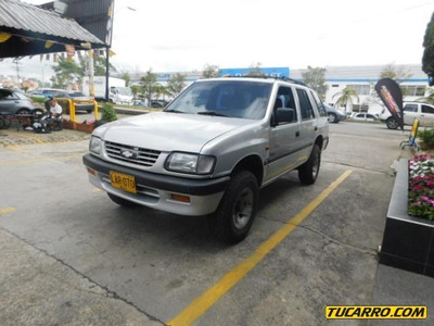 Chevrolet Rodeo Rodeo 4x4