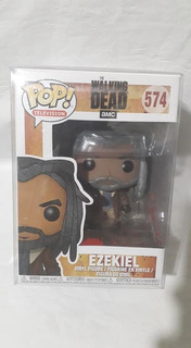 Funko Pop! The Walking Dead Twd Ezequiel N 574 Czs18