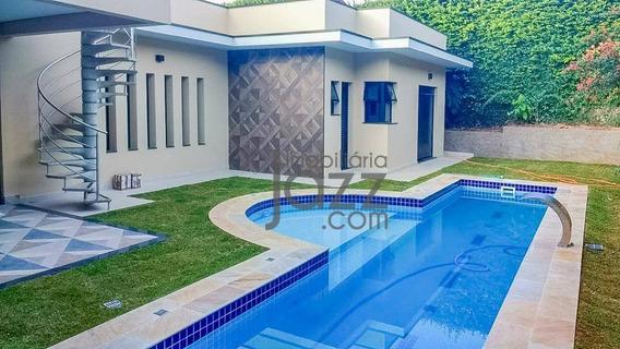 Casa Com 3 Dormitórios À Venda, 300 M² Por R$ 1.380.000,00 - Parque Terranova - Valinhos/sp - Ca7848