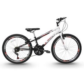 Bicicleta Track Axess Juvenil Aro 24
