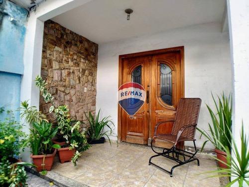 Casa À Venda, 236 M² Por R$ 350.000,00 - Campo Grande - Rio De Janeiro/rj - Ca0549