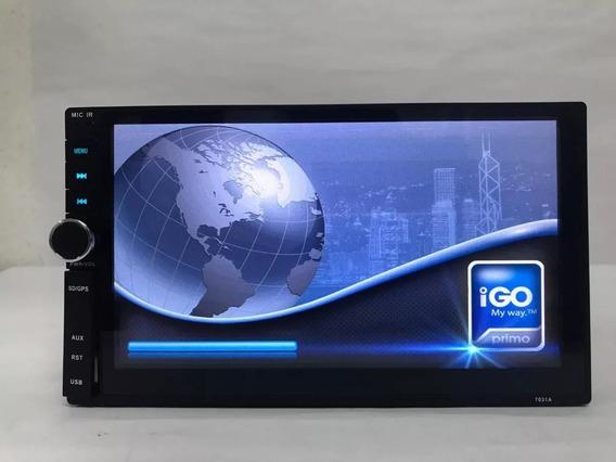 Central Multimidia Universal Espelha Ios E Android 9321