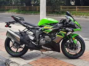Kawasaki Zx6r 2019 Para Estrenar