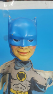 Batman -ideal Toy-1966- Original Y Antiguo Juguete