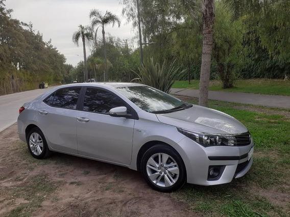 Toyota Corolla 2017 31m Km Gris Plata