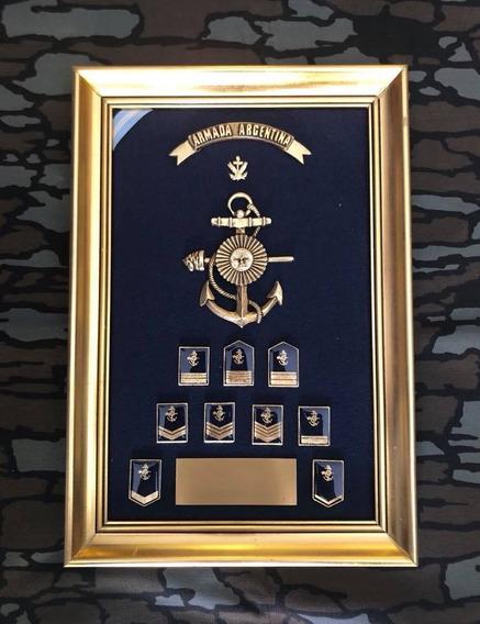 Cuadro Grados Ara, Armada Argentina