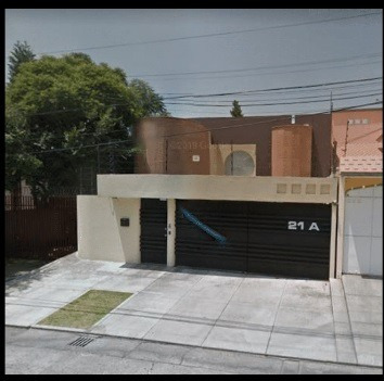 Casa Ezequiel 21- A Cd. Satèlite En Remate Bancario
