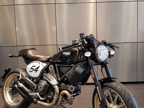 Ducati Scrambler Cafe Racer 800 Cc