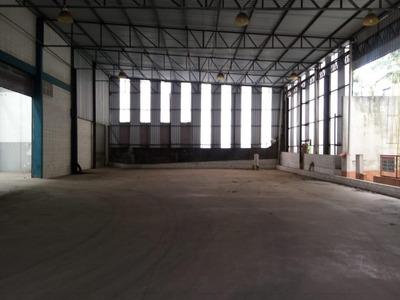 Galpão Industrial Para Locação, Cumbica, Guarulhos. - Ga0043