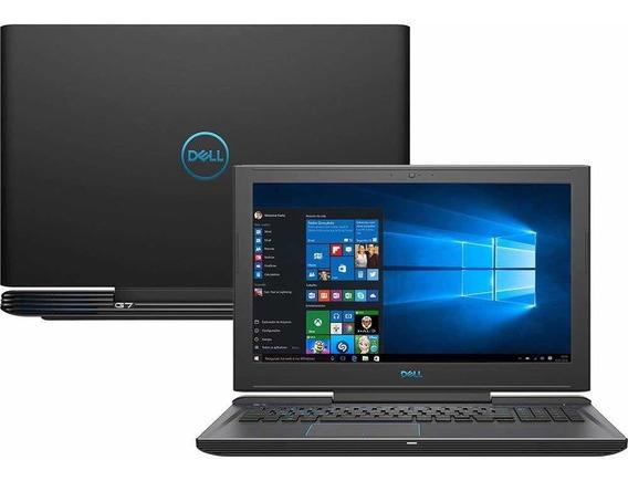 Notebook Dell I7 8gb G7 15 Ssd 1050ti Engenharia Edição Vid